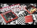 GZA LIQUID SWORDS CHESS SET REISSUE GET ON DOWN-NO HYPE EP 76