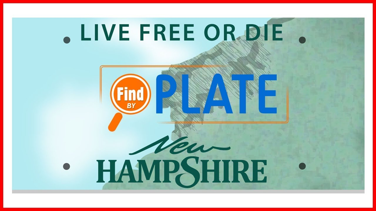 Looking Up License Plates in New Hampshire for Free