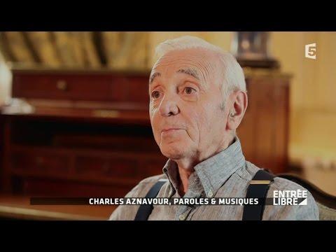 Charles Aznavour: entretien exclusif - Entrée libre