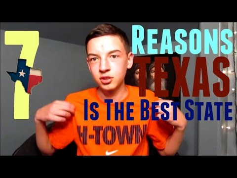 7 Reasons Why Texas Is The Best State