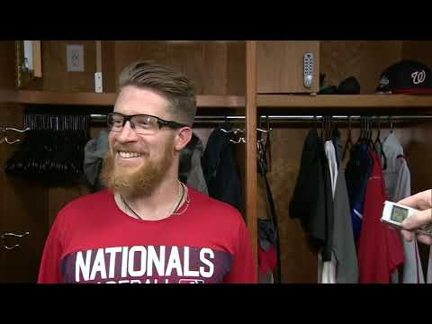 Sean Doolittle after picking up first save of the season