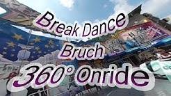 360°-Onride Break Dance (Bruch) Oberhausen 2017