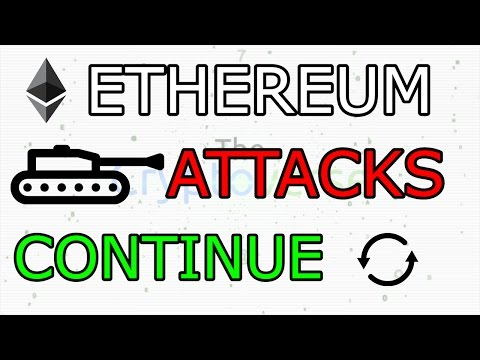 Ethereum Forks But Blockchain Attacks Keep On Coming (The Cryptoverse #126)