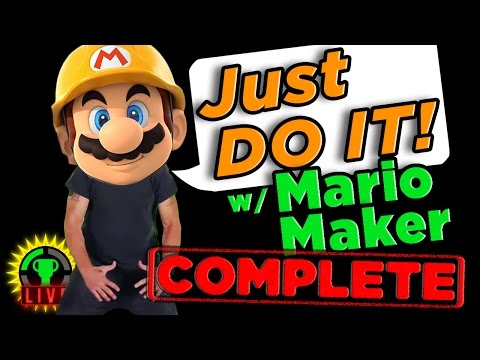 GTLive: Flappy Mario Maker? JUST DO IT! (COMPLETE)