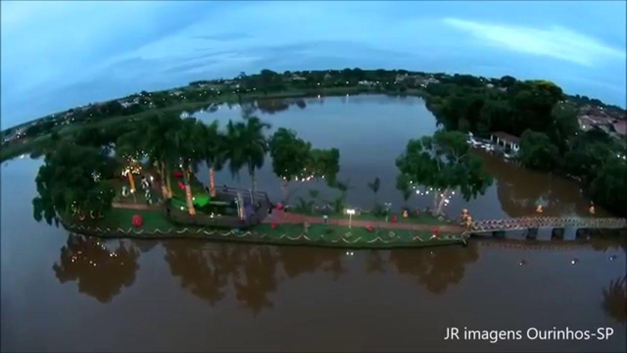 Lago Municipal de Ipaussu-SP