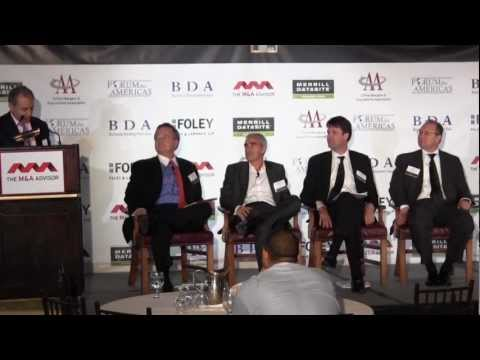 MandA.TV Panel: Sector Report - Consumer Goods and Services - 2012 IMA