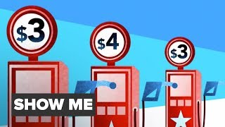 Why Do Gas Prices Change? | Show Me | NBC News
