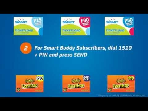 How to transfer prepaid cellphone Load from a dealer/retailer SIM