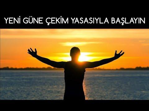Yeni Güne Çekim Yasasıyla Başlayın!!! -ÇOK GÜÇLÜ-