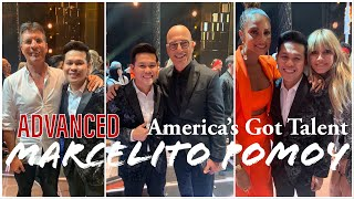 WOW! America's Got Talent Champions Marcelito Pomoy Advanced To Semi-Finals | THE PRAYER Dual Voices