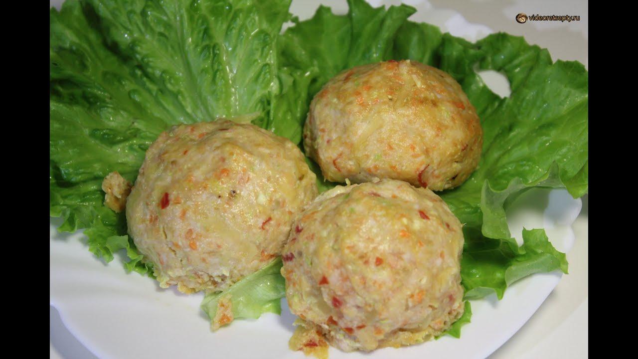 диетические овощные котлеты рецепты