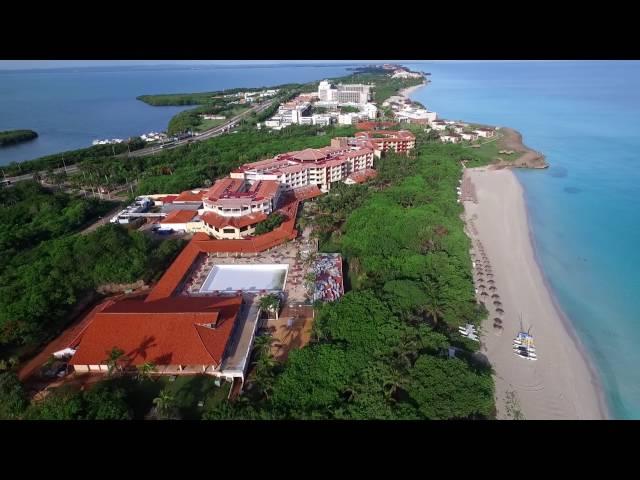 DJI幻影3無人機飛越巴拉德羅海灘,古巴