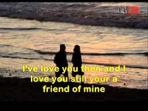 FRIEND OF MINE (Lyrics) - Odette Quesada