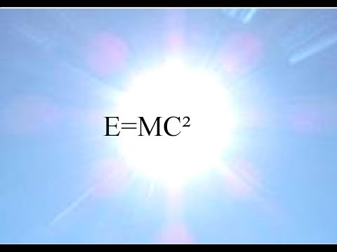 E=MC² why is light linked to energy and mass?