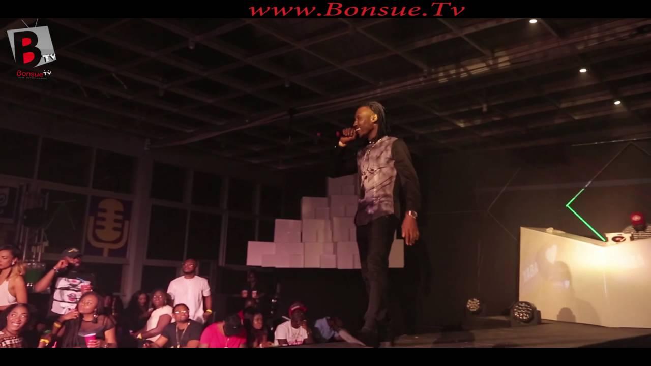 Download Video: Mr 2Kay performance at the Urban Radio Launch Lekki Lagos #BonsueTV