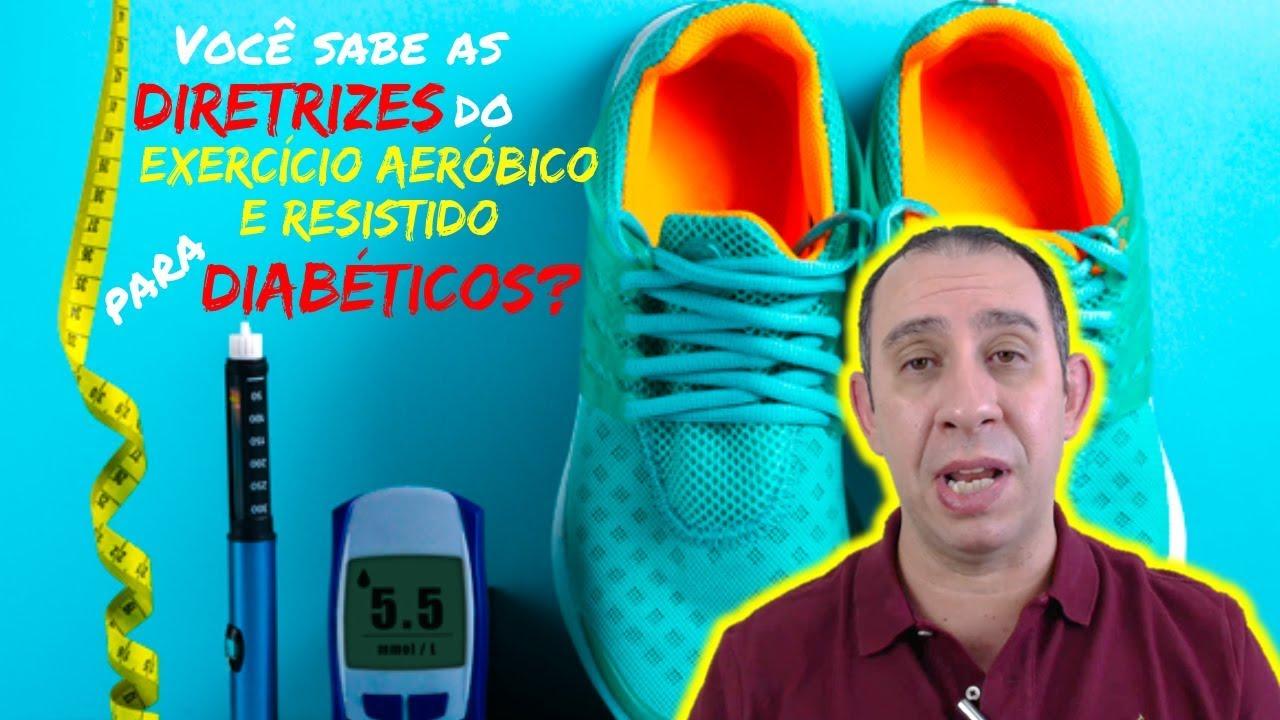 diabetes e exercicios aerobicos
