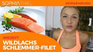 Gesundes Essen & Training // Rezept: Wildlachs Schlemmerfilet mit Reis | WWW.SOPHIA-THIEL.DE