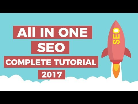 "How To Setup ""All In One SEO Pack"" Plugin For WordPress 2017"