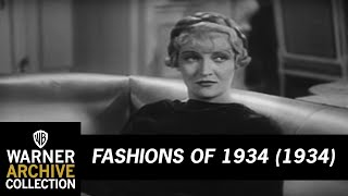 Fashions of 1934 (Original Theatrical Trailer)