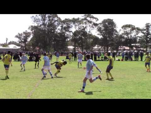 NPL Top 4 Round 1 U14 Perth SC vs Inglewood United