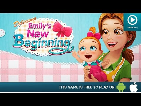 Delicious Emilys New Beginning - Free To Play On Android & iOS - HD Gameplay
