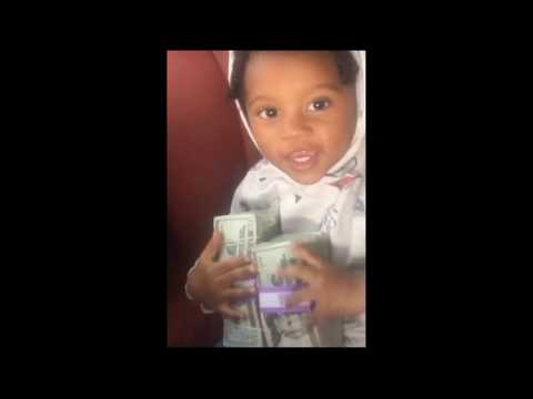 Offset  Gives His 3 Year Old Son $40K Cash To Make Him Stop Crying