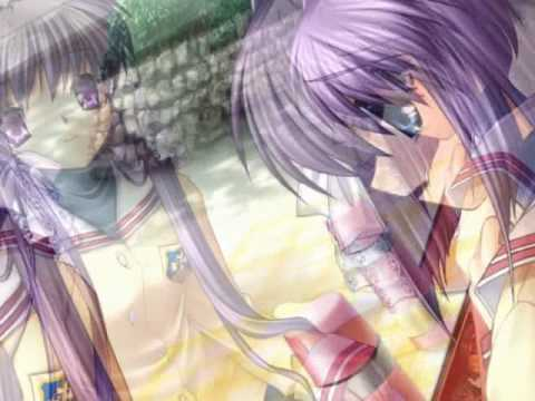 CLANNAD Game Opening