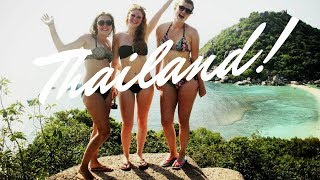 THAILAND | BACKPACKING TRIP 2016 🇹🇭
