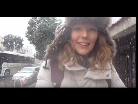 From snowing Aleppo with love - Maria Finoshina - YouTube