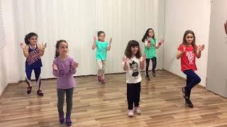 Azukita- Zumba Kids Junior Zumba Kids ft. Iris PAVLOPOULOU