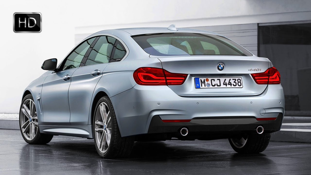 2018 Bmw 4 Series 440i Gran Coupe M Sport Exterior