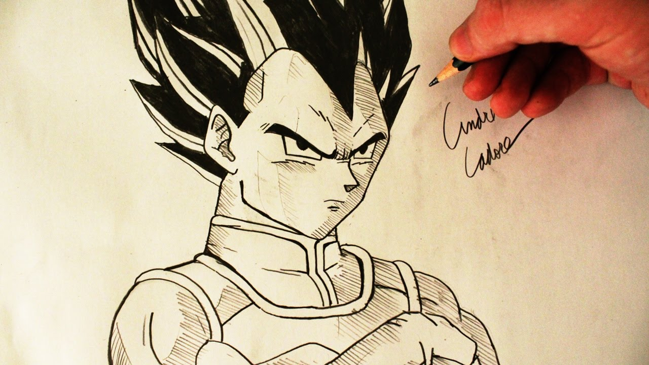 15 Desenho Para Colorir De Dragon Ball Super