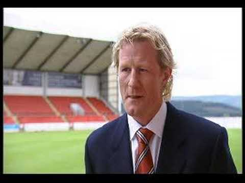 Hendry excited by Clyde challenge