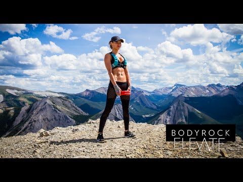 BodyRock Elevate – Day 1 – Full Body HIIT