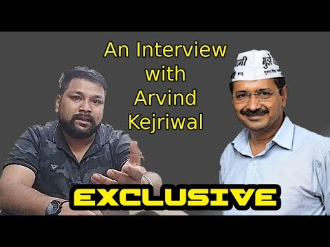 An Interview with Arvind Kejriwal (CM, Delhi) | Ft. Anshul Gupta  | The VDO Show
