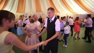 Prezentacja weselna - Zabawa taneczna (Zespół WINNER)