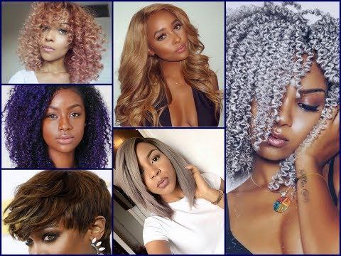 New Hair Color for African American Women - New Hair Color Trends
