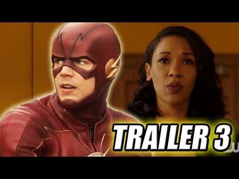 "The Flash 4x10 Promo 3 (Sub Español) - ¿IRIS REVELA A FLASH? ""Trial of the Flash """