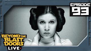 Five Ways to Honor Carrie Fisher but most importantly, VOTE! | BTBD LIVE 93