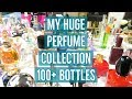 My EPIC Perfume Collection! 100+ Bottles (Niche, Designer & Celebrity)