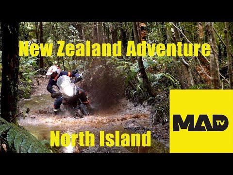 KTM NEW ZEALAND Motorcycle Adventure