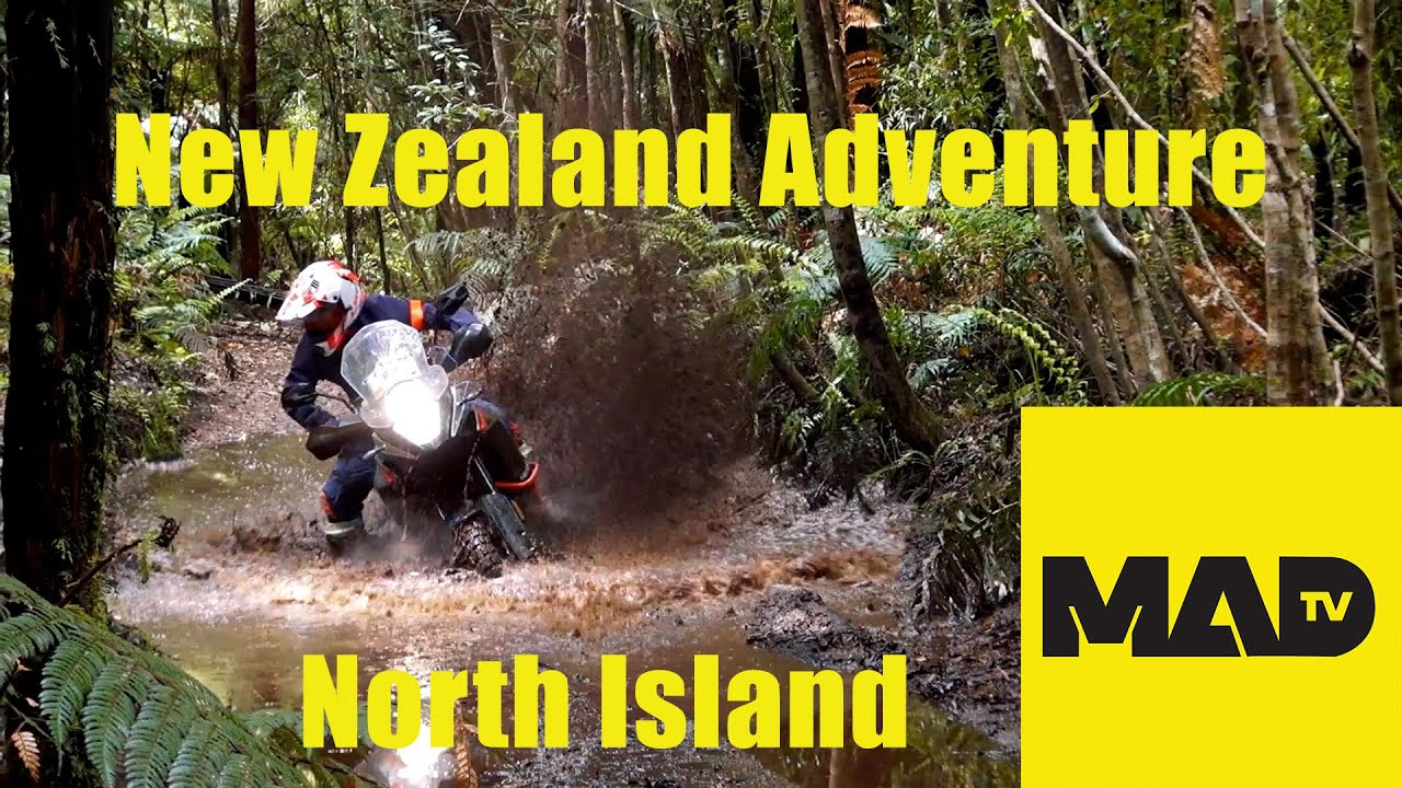 KTM New Zealand Adventure Rally 2018
