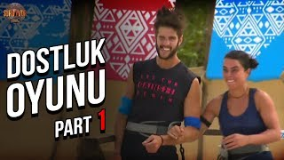 Dostluk Oyunu 1. Part | 24. Bölüm | Survivor Türkiye - Yunanistan