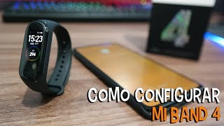 como sincronizar a Mi Band 2 com o Google Fit