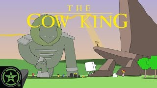 The Cow King: Circle of Minecraft - AH Animated