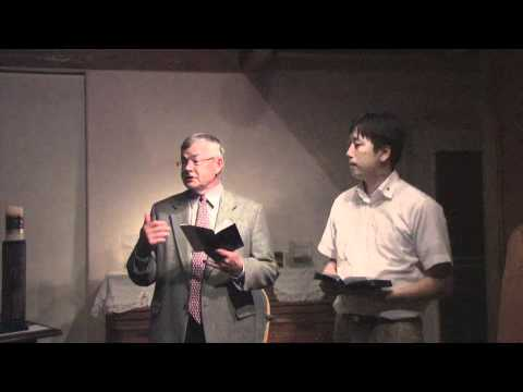 Special Sermon: Bruce Moyer on Forgiving and Reconciling