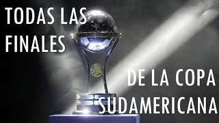 Todas las Finales de la Copa Sudamericana (2002-2017)