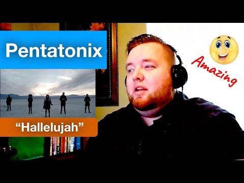 OFFICIAL VIDEO] Hallelujah - Pentatonix - Jerod M Reaction