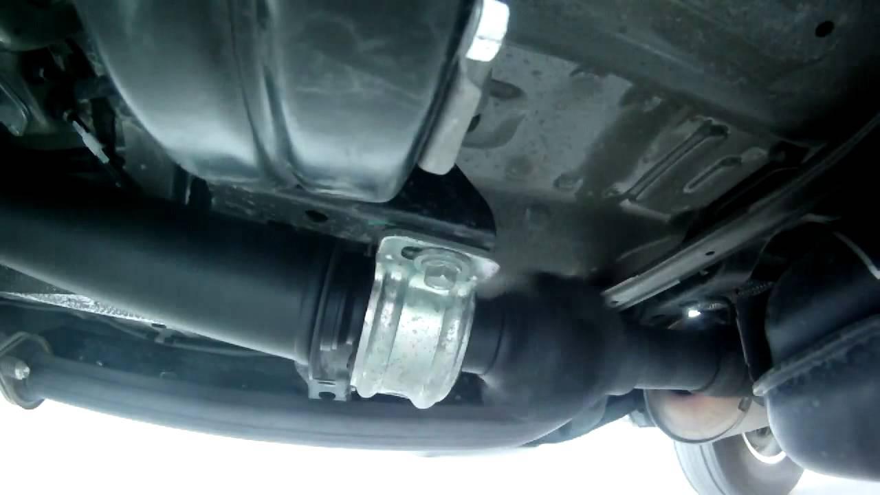 2016 Toyota Supra >> 2012 Toyota Tacoma Driveline Vibration 3--Driveshaft is ...