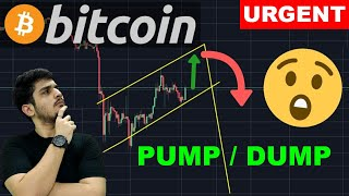 🔴 Emergency Bitcoin Move Update ⚠️ Bitcoin PUMP or DUMP? Crypto News Today 💯